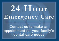 24 hour emergency dental care in San Diego CA